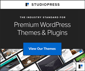 StudioPress Premium WordPress Themes & Plugins