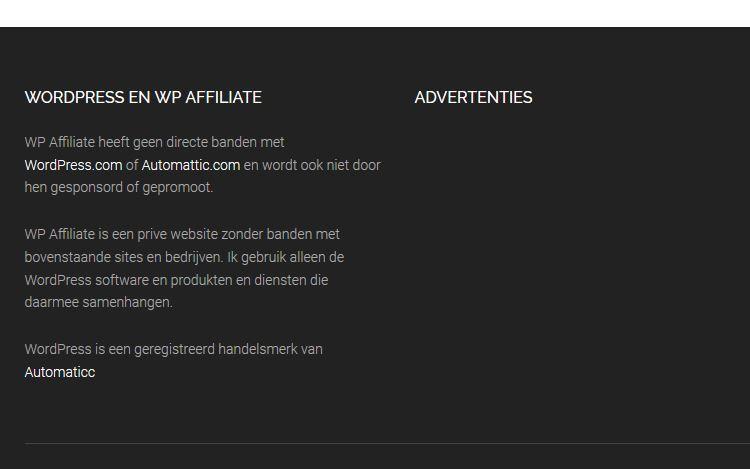 Adblockers verbergen je Advertentie Banners